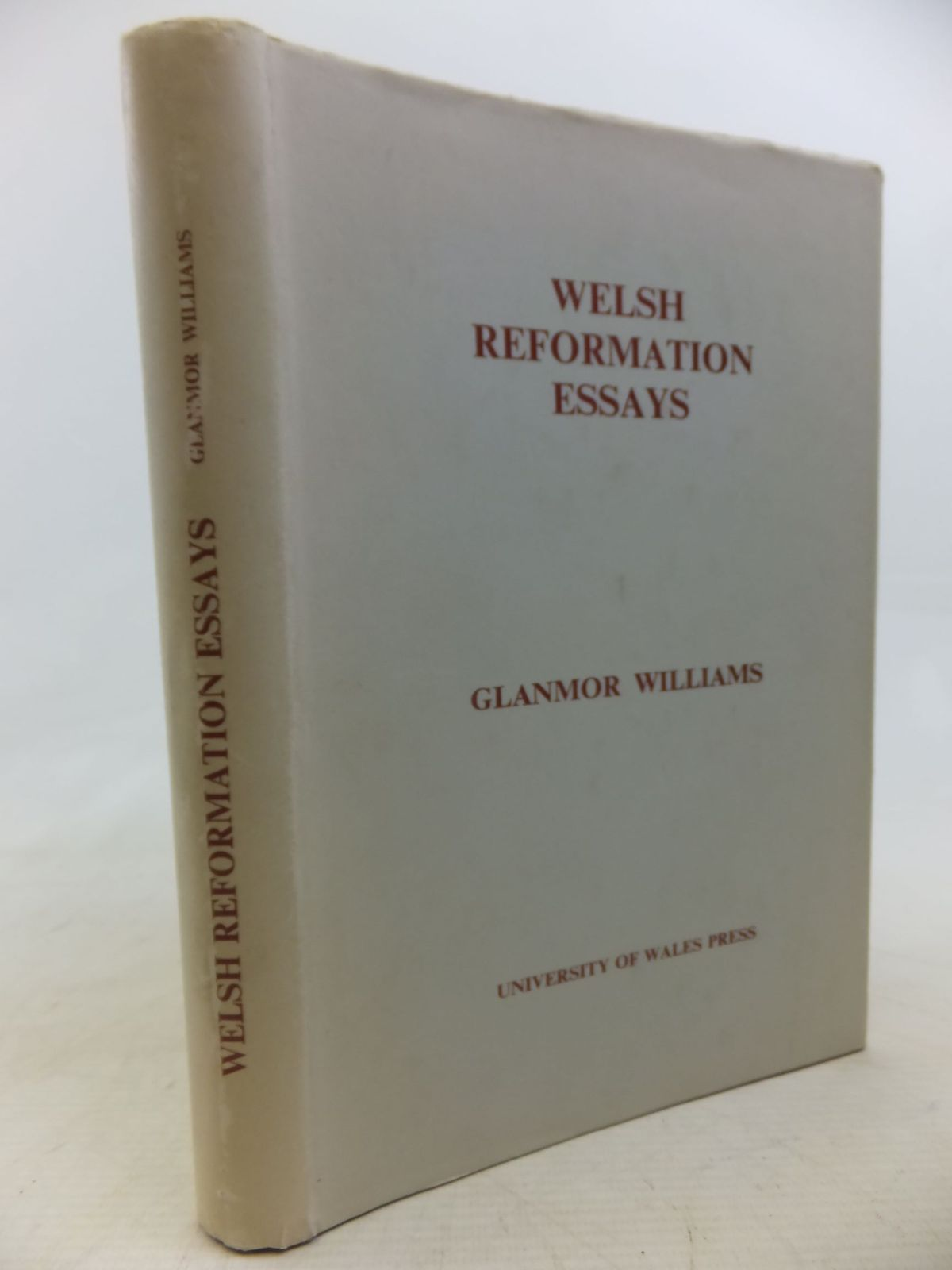 Photo of WELSH REFORMATION ESSAYS- Stock Number: 1712816
