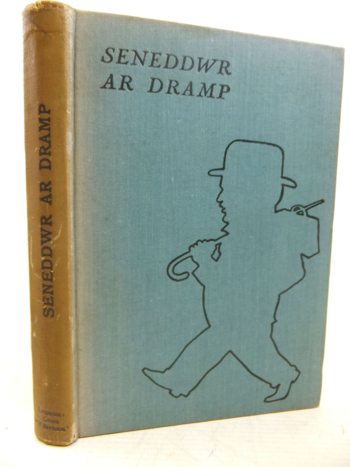 Photo of SENEDDWR AR DRAMP written by Davies, Rhys J. published by Hugh Evans (STOCK CODE: 1712843)  for sale by Stella & Rose's Books