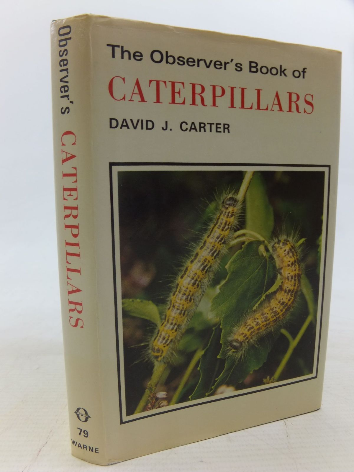 Photo of THE OBSERVER'S BOOK OF CATERPILLARS- Stock Number: 1712866