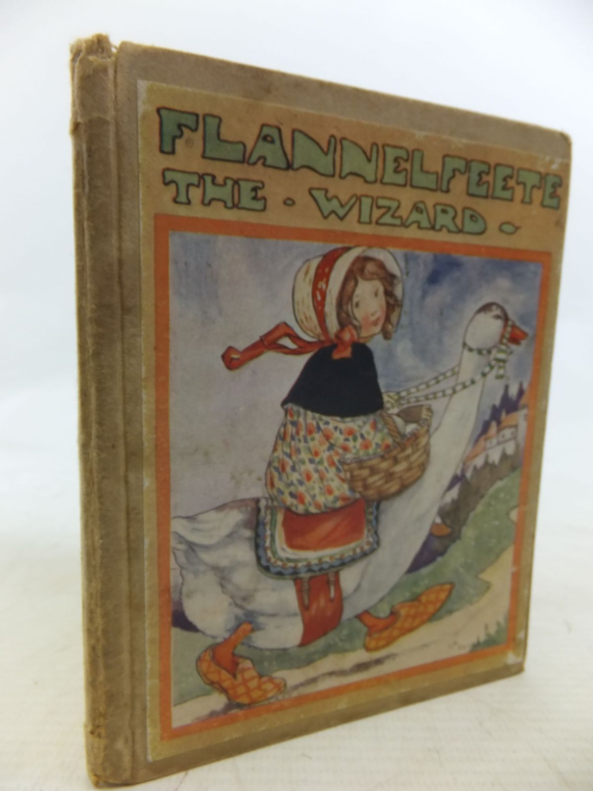 Photo of FLANNELFEETE THE WIZARD- Stock Number: 1712905