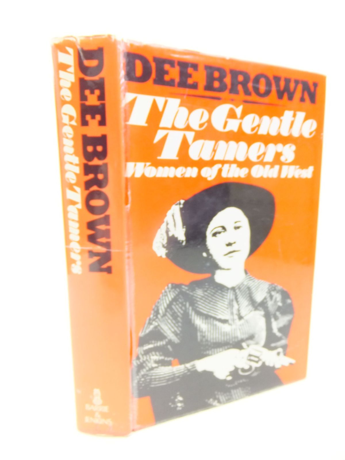 Photo of THE GENTLE TAMERS: WOMEN OF THE OLD WEST written by Brown, Dee published by Barrie & Jenkins (STOCK CODE: 1713393)  for sale by Stella & Rose's Books