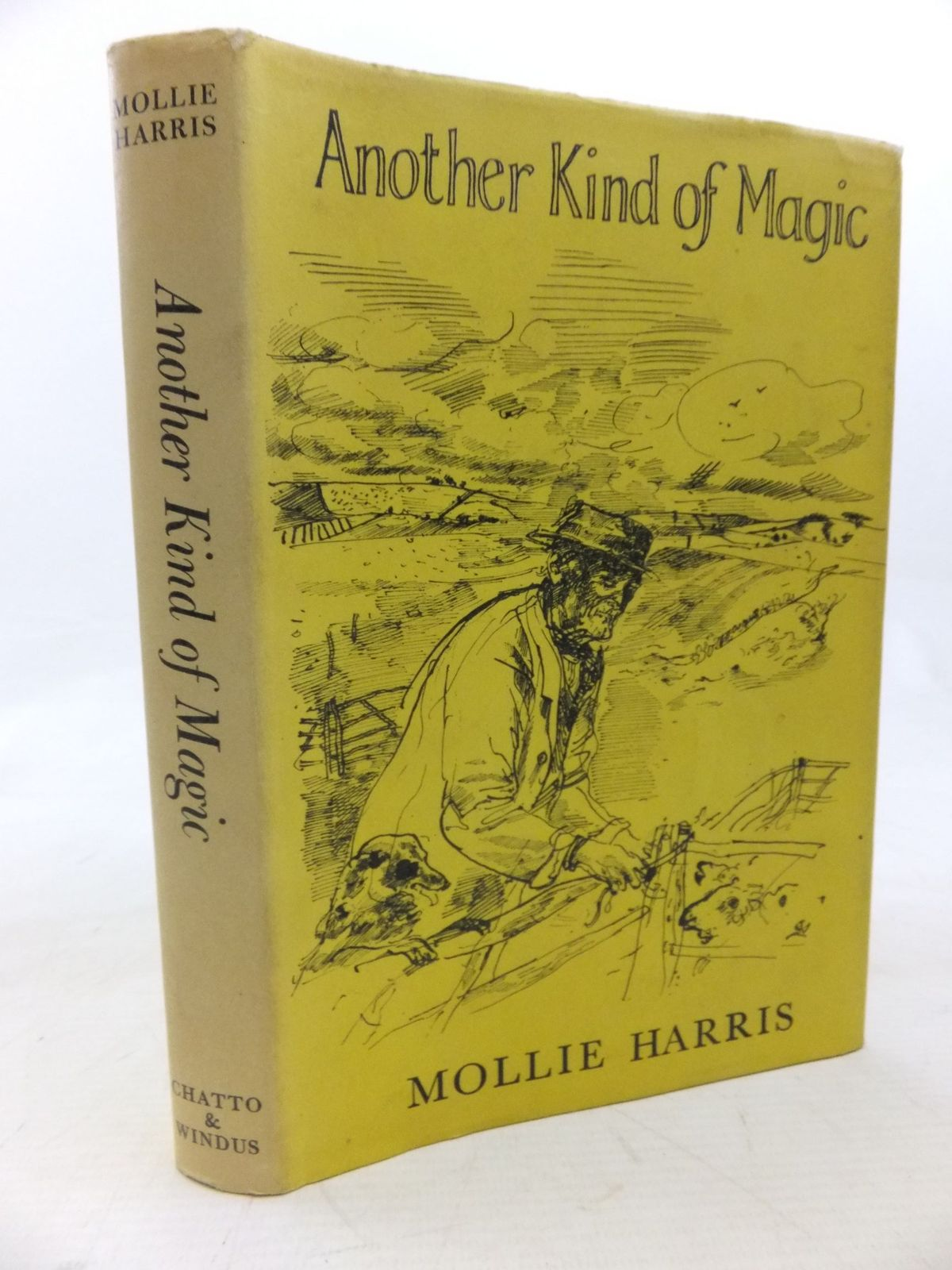 Photo of ANOTHER KIND OF MAGIC written by Harris, Mollie illustrated by Ward, John<br />Sergeant, John published by Chatto &amp; Windus (STOCK CODE: 1713398)  for sale by Stella & Rose's Books