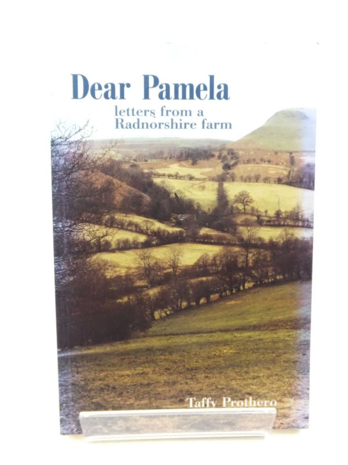 Photo of DEAR PAMELA LETTERS FROM A RADNORSHIRE FARM- Stock Number: 1713399