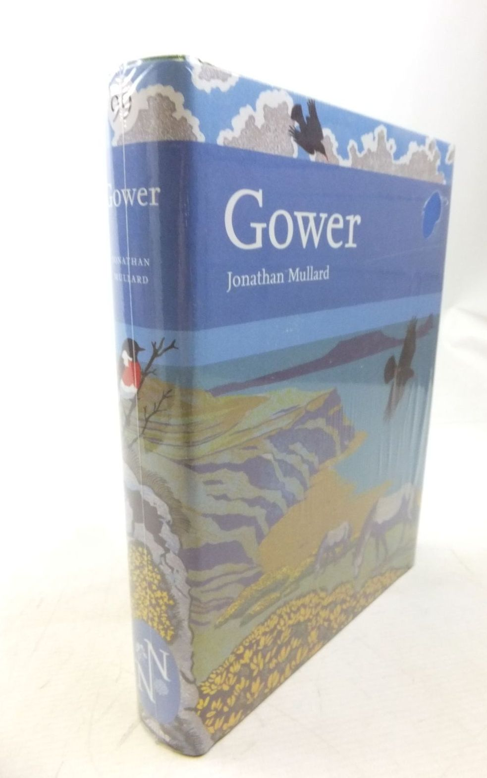 Photo of GOWER (NN 99) written by Mullard, Jonathan published by Collins (STOCK CODE: 1713655)  for sale by Stella & Rose's Books