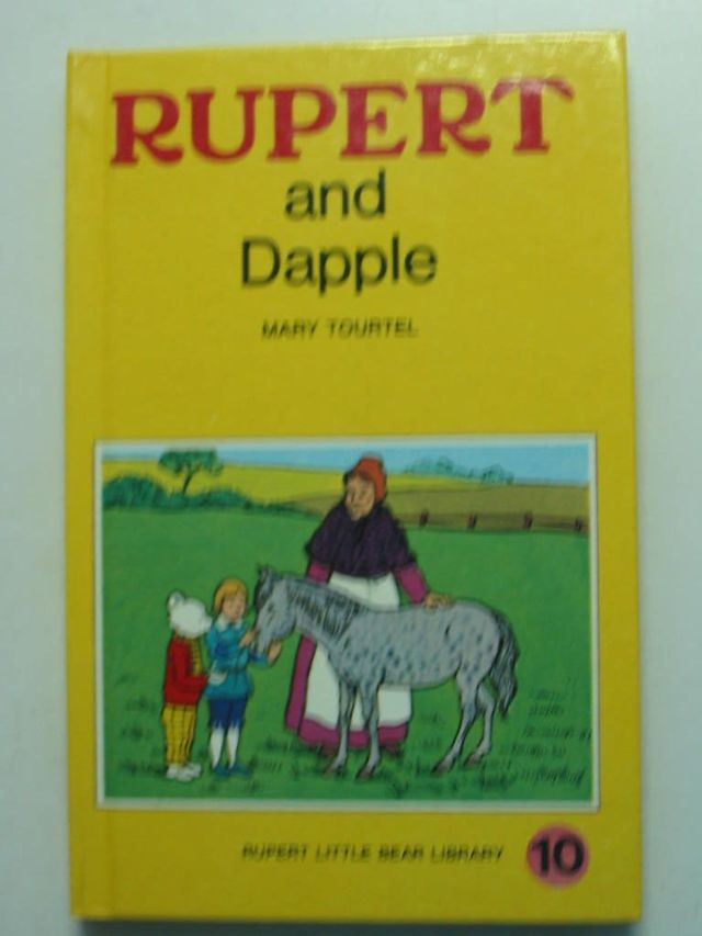 Photo of RUPERT AND DAPPLE - RUPERT LITTLE BEAR LIBRARY No. 10 (WOOLWORTH) written by Tourtel, Mary illustrated by Tourtel, Mary published by Sampson Low, Marston & Co. Ltd. (STOCK CODE: 1801021)  for sale by Stella & Rose's Books