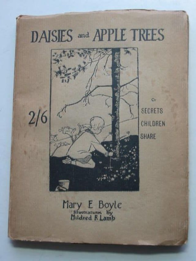 Photo of DAISIES AND APPLE TREES written by Boyle, Mary E. illustrated by Lamb, Mildred R. published by Eneas Mackay (STOCK CODE: 1801032)  for sale by Stella & Rose's Books
