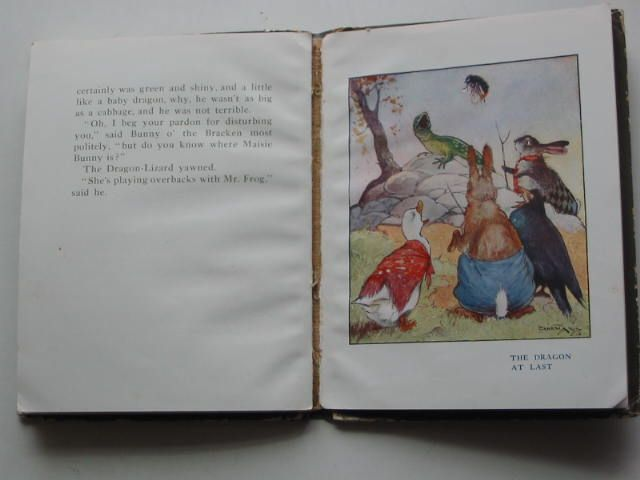 Photo of BUNNY O'THE BRACKEN written by Aris, Ernest A. illustrated by Aris, Ernest A. published by Henry Frowde, Hodder & Stoughton (STOCK CODE: 1801049)  for sale by Stella & Rose's Books