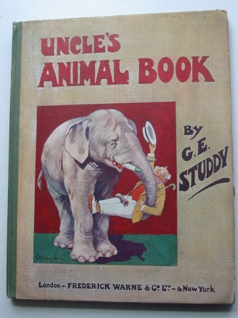 Photo of UNCLE'S ANIMAL BOOK- Stock Number: 1801114