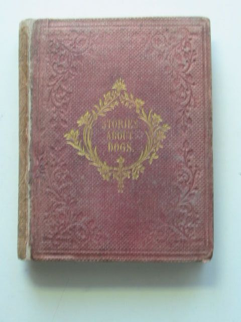 Photo of STORIES ABOUT DOGS written by Bingley, Thomas illustrated by Landseer, Thomas published by T.J. Allman (STOCK CODE: 1801210)  for sale by Stella & Rose's Books