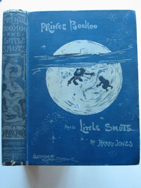 Photo of PRINCE BOOHOO AND LITTLE SMUTS written by Jones, Harry illustrated by Browne, Gordon published by Gardner, Darton & Co. (STOCK CODE: 1801517)  for sale by Stella & Rose's Books