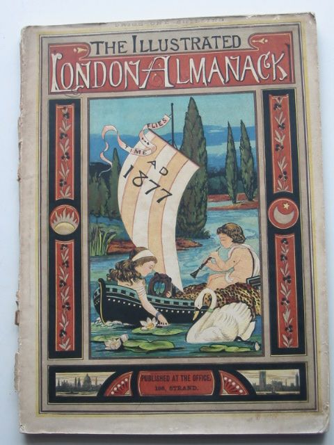 Photo of THE ILLUSTRATED LONDON ALMANACK 1877- Stock Number: 1801526