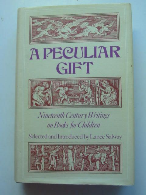 Photo of A PECULIAR GIFT written by Salway, Lance published by Kestrel Books (STOCK CODE: 1801717)  for sale by Stella & Rose's Books