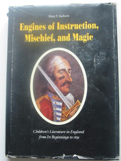 Photo of ENGINES OF INSTRUCTION MISCHIEF AND MAGIC written by Jackson, Mary V. published by Scolar Press (STOCK CODE: 1801950)  for sale by Stella & Rose's Books