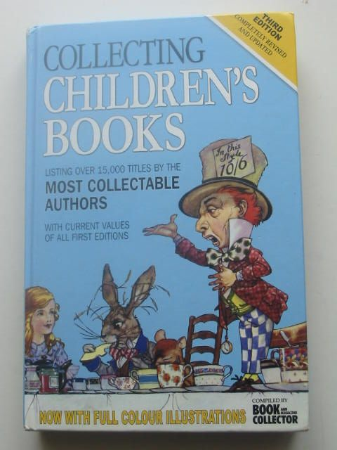 Photo of COLLECTING CHILDREN'S BOOKS published by Diamond Publishing Group (STOCK CODE: 1801956)  for sale by Stella & Rose's Books