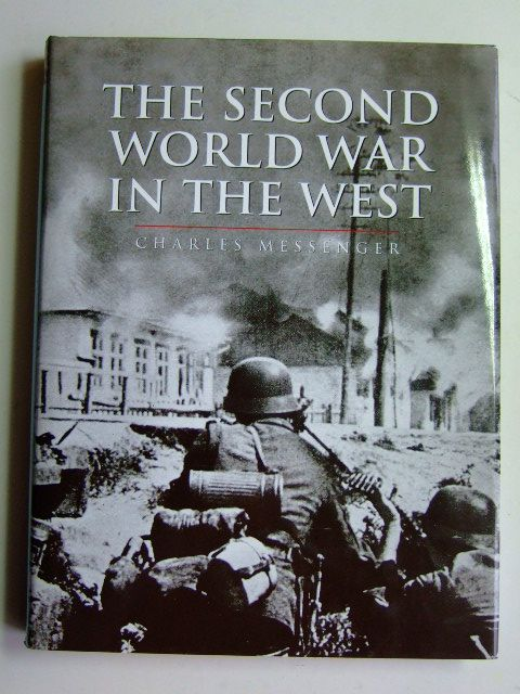 Photo of THE SECOND WORLD WAR IN THE WEST written by Messenger, Charles published by Cassell (STOCK CODE: 1802700)  for sale by Stella & Rose's Books
