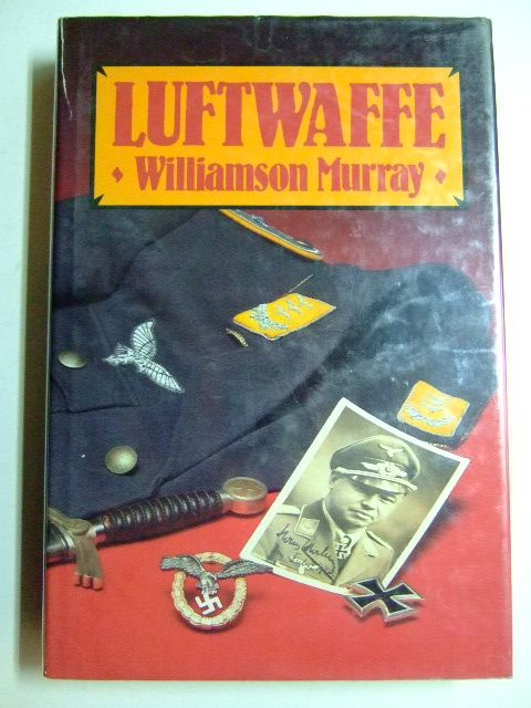 Photo of LUFTWAFFE written by Murray, Williamson published by George Allen & Unwin (STOCK CODE: 1802709)  for sale by Stella & Rose's Books