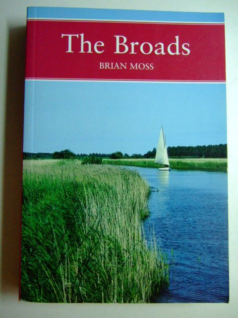 Photo of THE BROADS (NN 89) written by Moss, Brian published by Harper Collins (STOCK CODE: 1802930)  for sale by Stella & Rose's Books