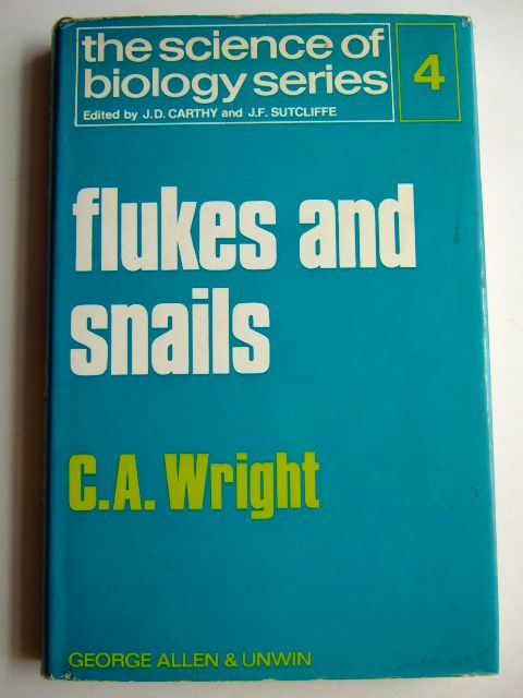 Photo of FLUKES AND SNAILS written by Wright, C.A. published by George Allen & Unwin Ltd. (STOCK CODE: 1803043)  for sale by Stella & Rose's Books