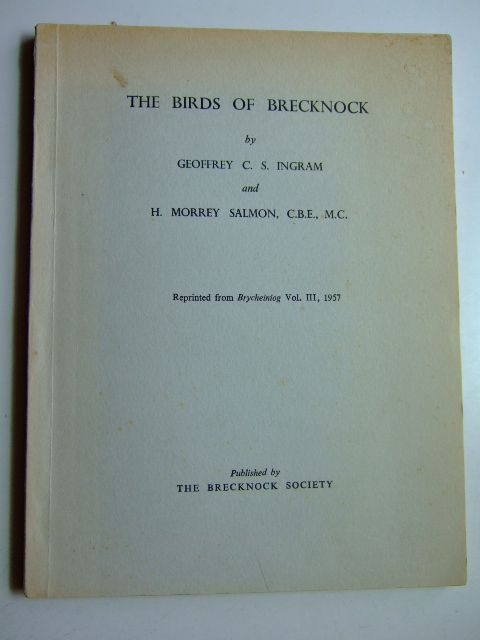 Photo of THE BIRDS OF BRECKNOCK- Stock Number: 1803057