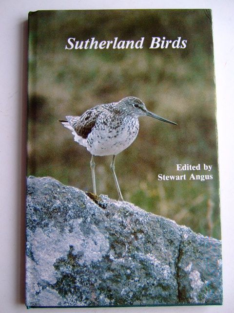 Photo of SUTHERLAND BIRDS written by Angus, Stewart published by The Northern Times Limited (STOCK CODE: 1803209)  for sale by Stella & Rose's Books
