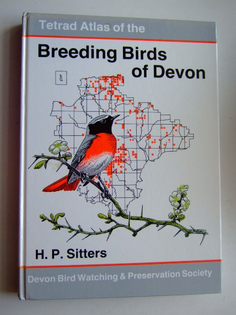 Photo of TETRAD ATLAS OF THE BREEDING BIRDS OF DEVON- Stock Number: 1803337