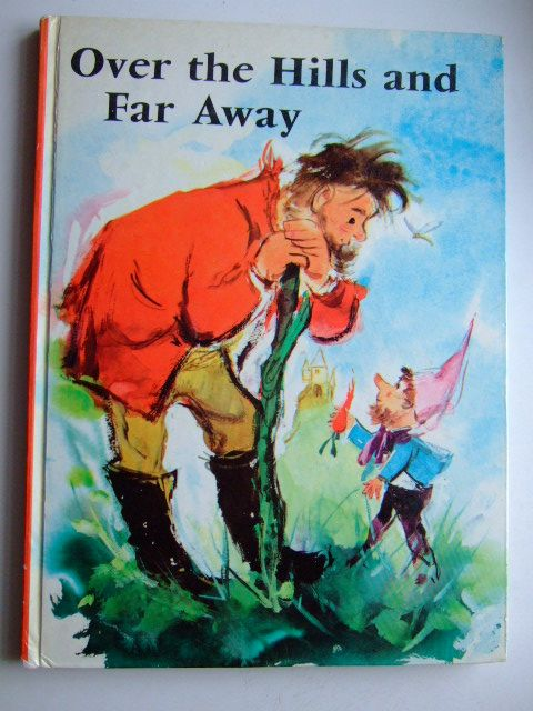 Photo of OVER THE HILLS AND FAR AWAY written by Collins, Edna illustrated by Kolnberger, Anton published by Odhams Books (STOCK CODE: 1803366)  for sale by Stella & Rose's Books