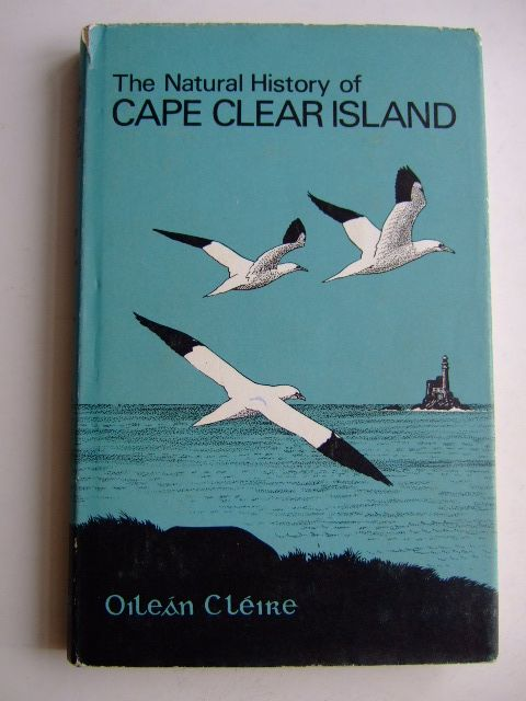 Photo of THE NATURAL HISTORY OF CAPE CLEAR ISLAND written by Sharrock, J.T.R. illustrated by Gillmor, Robert published by T. & A.D. Poyser (STOCK CODE: 1803389)  for sale by Stella & Rose's Books