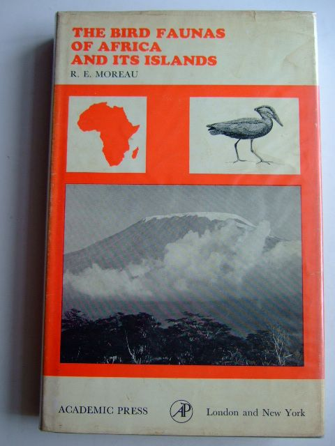Photo of THE BIRD FAUNAS OF AFRICA AND ITS ISLANDS- Stock Number: 1803547