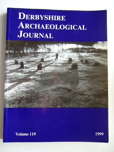 Photo of DERBYSHIRE ARCHAEOLOGICAL JOURNAL VOLUME 119 FOR THE YEAR 1999- Stock Number: 1803847