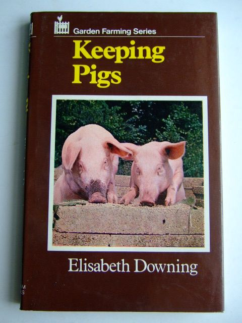 Photo of KEEPING PIGS written by Downing, Elisabeth published by Pelham Books (STOCK CODE: 1803929)  for sale by Stella & Rose's Books