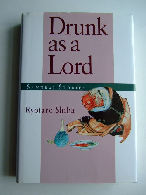 Photo of DRUNK AS A LORD SAMURAI STORIES- Stock Number: 1803965