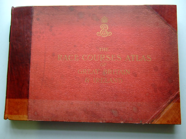 Photo of THE RACE COURSES ATLAS OF GREAT BRITAIN AND IRELAND written by Bayles, F.H. published by Henry Faux (STOCK CODE: 1804392)  for sale by Stella & Rose's Books