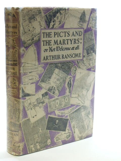 Photo of THE PICTS AND THE MARTYRS written by Ransome, Arthur illustrated by Ransome, Arthur published by Jonathan Cape (STOCK CODE: 1804578)  for sale by Stella & Rose's Books