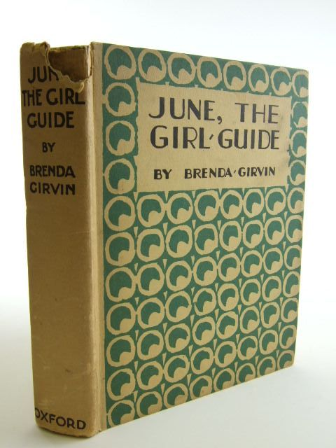 Photo of JUNE THE GIRL GUIDE- Stock Number: 1804588