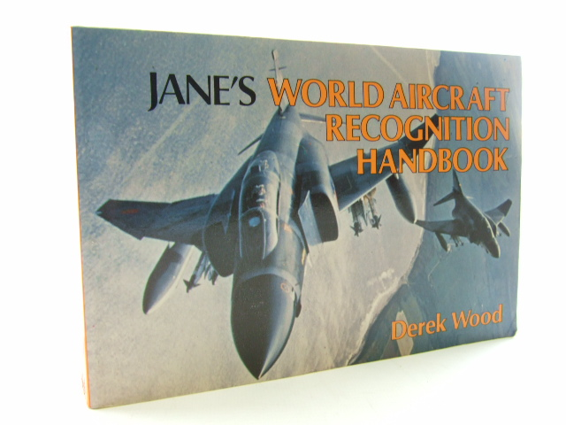 Photo of JANE'S WORLD AIRCRAFT RECOGNITION HANDBOOK- Stock Number: 1804785