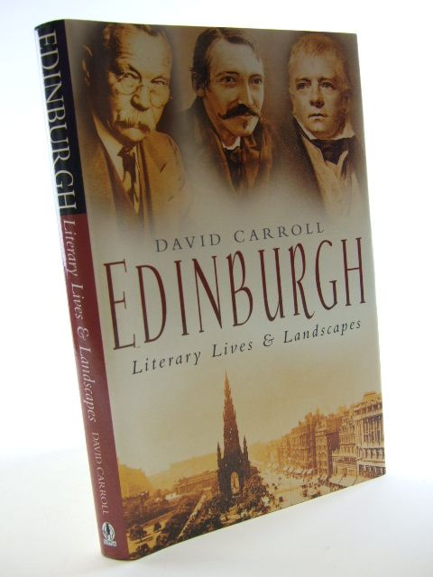 Photo of EDINBURGH LITERARY LIVES & LANDSCAPES written by Carroll, David published by Sutton Publishing (STOCK CODE: 1804814)  for sale by Stella & Rose's Books