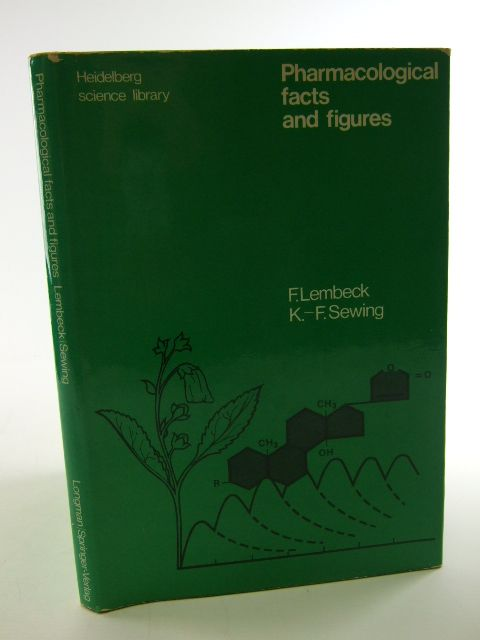 Photo of PHARMACOLOGICAL FACTS AND FIGURES written by Lembeck, F. Sewing, K.-Fr. published by Longman, Springer-Verlag (STOCK CODE: 1804894)  for sale by Stella & Rose's Books