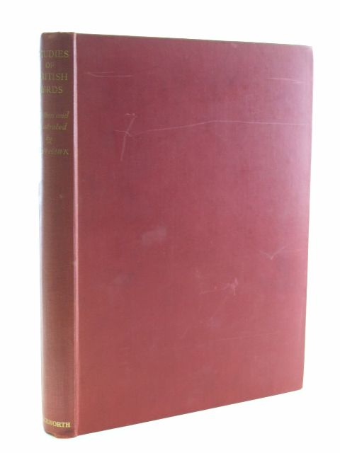 Photo of STUDIES OF BRITISH BIRDS- Stock Number: 1804946