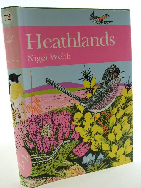Photo of HEATHLANDS (NN 72) written by Webb, Nigel published by Book Club Associates (STOCK CODE: 1805042)  for sale by Stella & Rose's Books