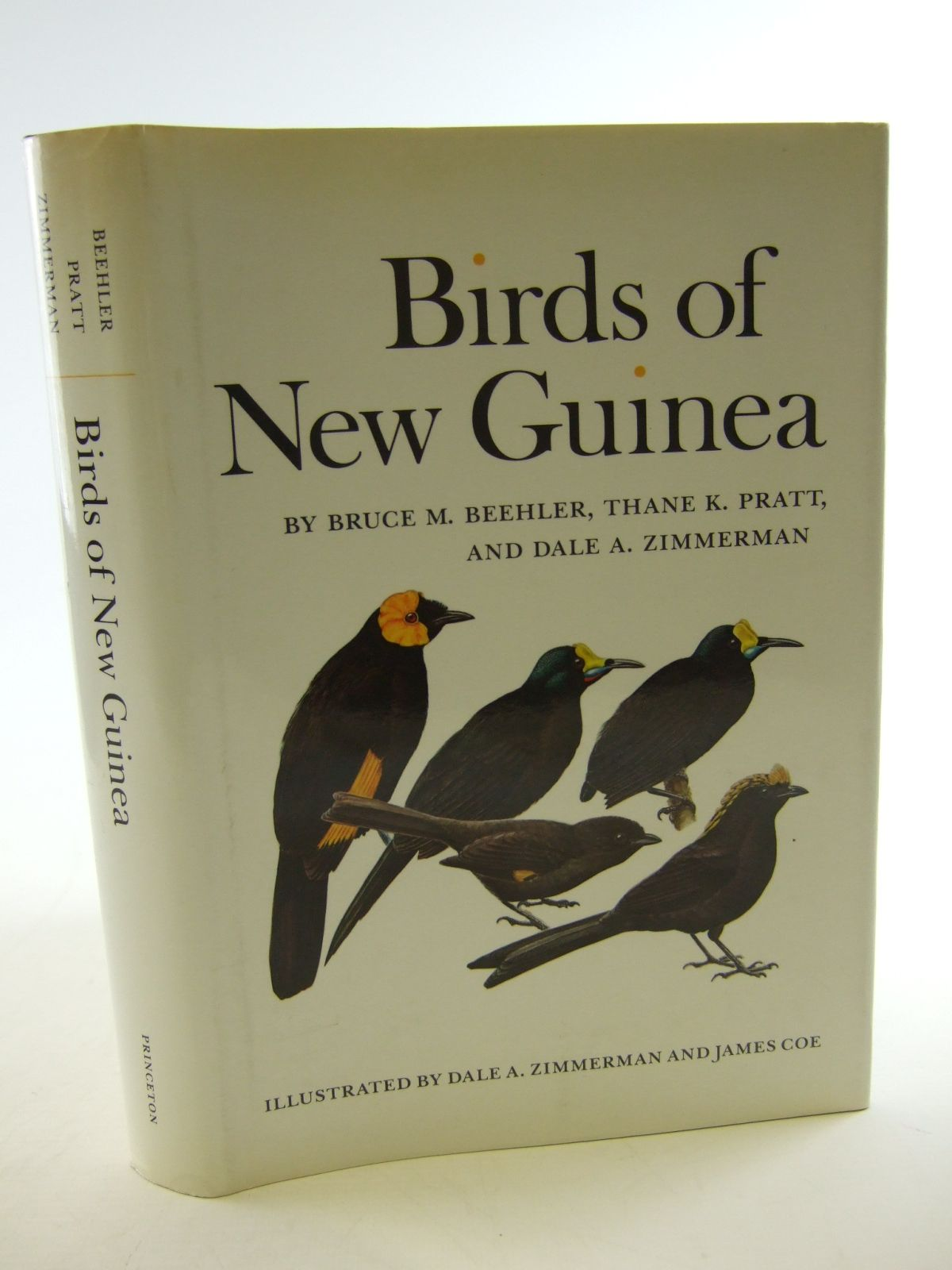 Photo of BIRDS OF NEW GUINEA- Stock Number: 1805130