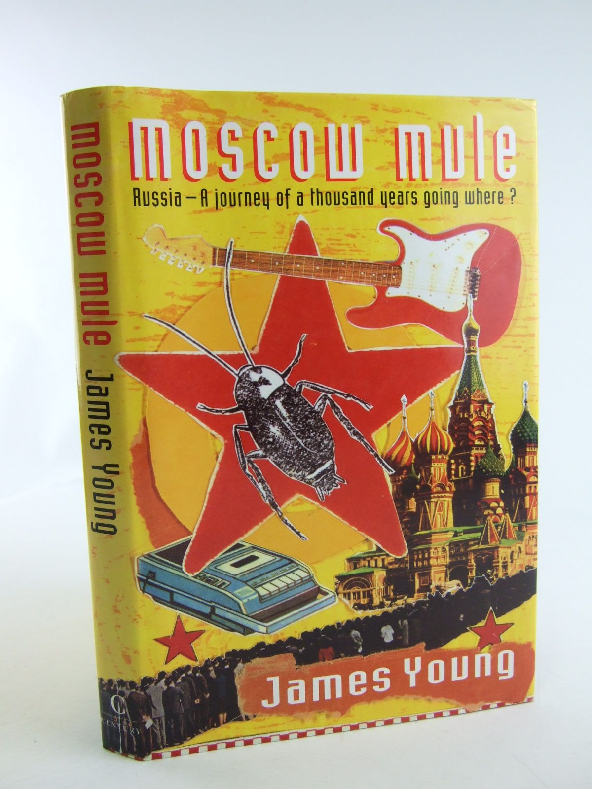 Photo of MOSCOW MULE written by Young, James published by Century (STOCK CODE: 1805150)  for sale by Stella & Rose's Books