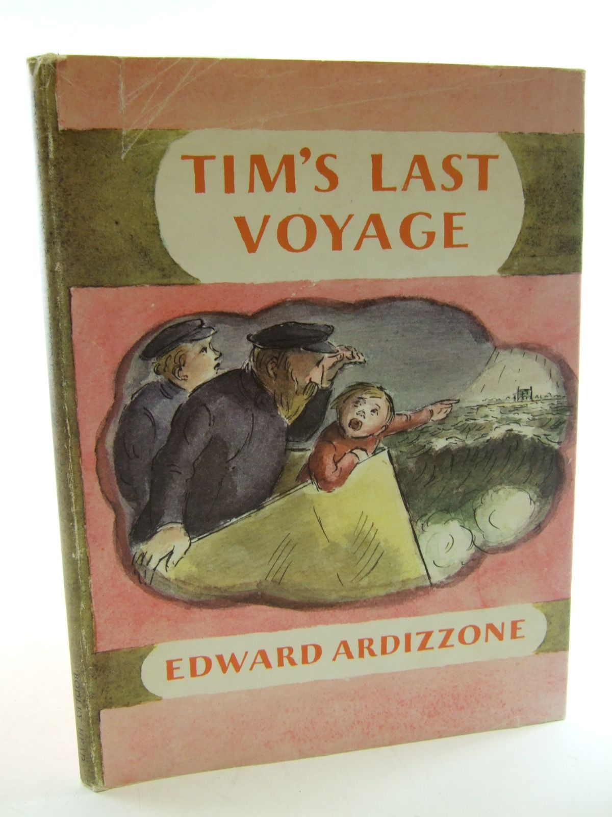 Photo of TIM'S LAST VOYAGE- Stock Number: 1805216