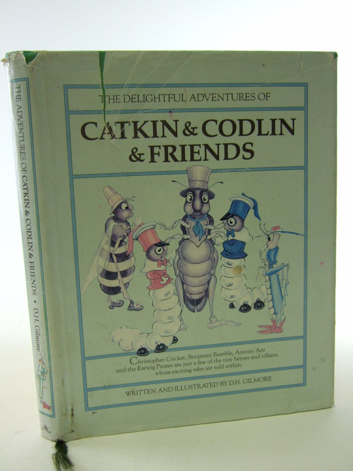 Photo of THE DELIGHTFUL ADVENTURES OF CATKIN & CODLIN & FRIENDS written by Gilmore, D.H. illustrated by Gilmore, D.H. published by Angus & Robertson Publishers (STOCK CODE: 1805430)  for sale by Stella & Rose's Books