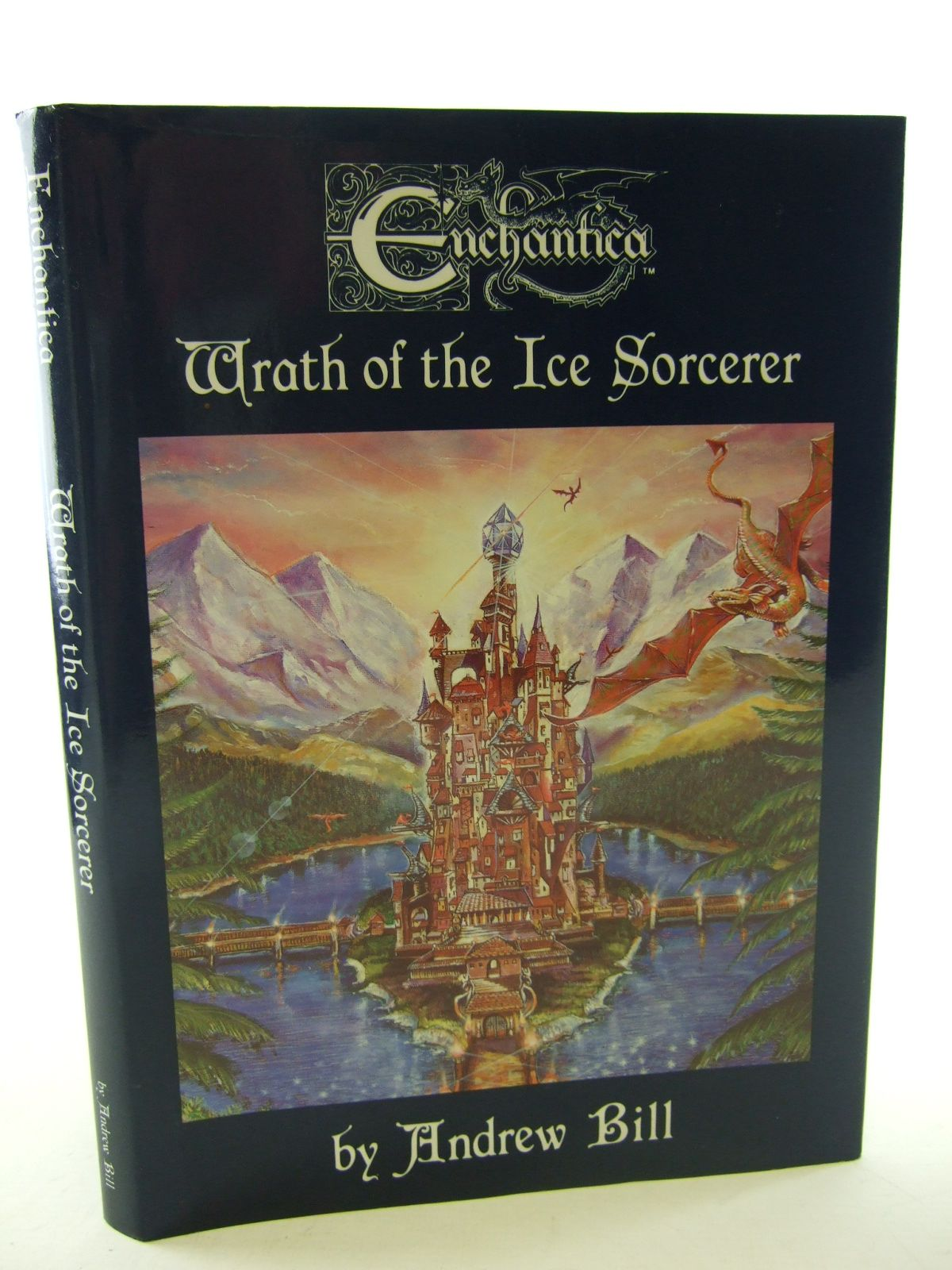 Photo of WRATH OF THE ICE SORCERER written by Bill, Andrew illustrated by Woodward, John<br />Bill, Andrew published by Holland Studio Craft Ltd. (STOCK CODE: 1805431)  for sale by Stella & Rose's Books