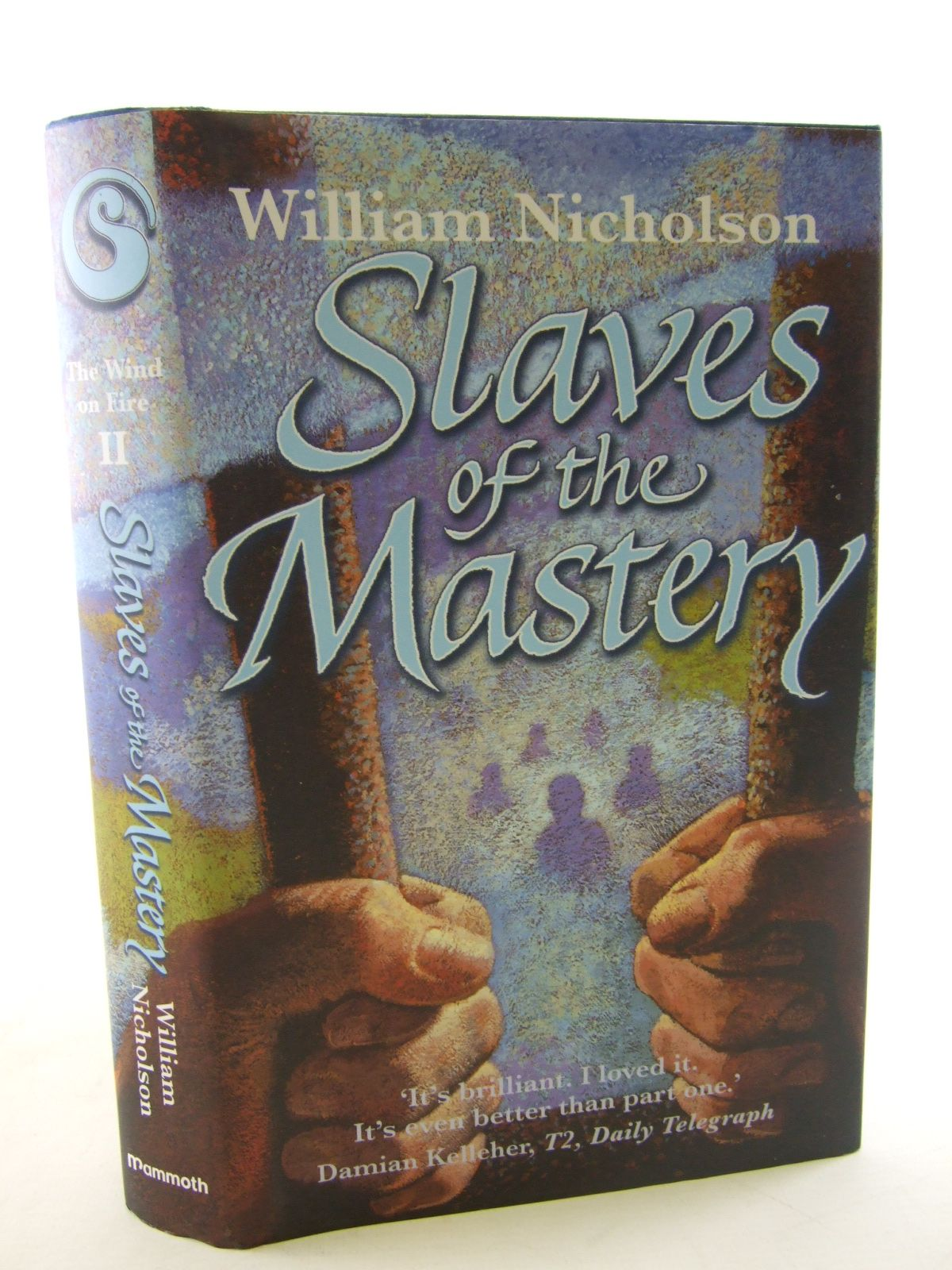 Photo of SLAVES OF THE MASTERY written by Nicholson, William published by Mammoth (STOCK CODE: 1805493)  for sale by Stella & Rose's Books