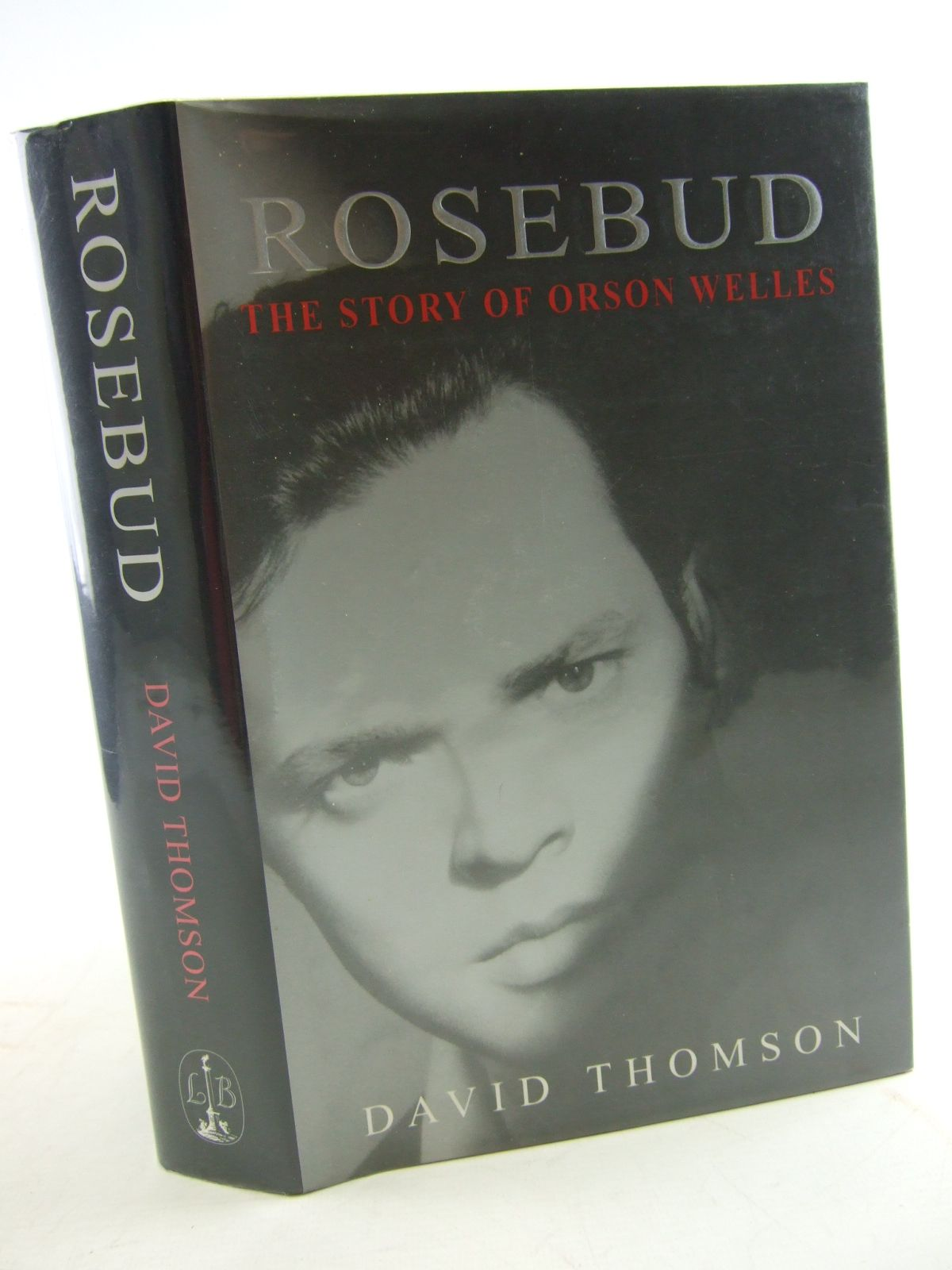 Photo of ROSEBUD THE STORY OF ORSON WELLES written by Thomson, David published by Little, Brown and Company (STOCK CODE: 1805531)  for sale by Stella & Rose's Books
