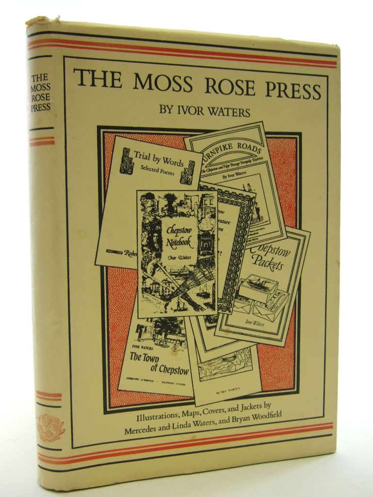 Photo of THE MOSS ROSE PRESS- Stock Number: 1805648