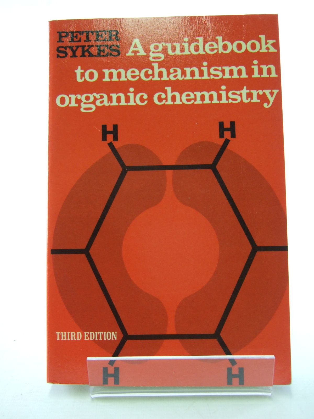 Photo of A GUIDEBOOK TO MECHANISM IN ORGANIC CHEMISTRY- Stock Number: 1805690