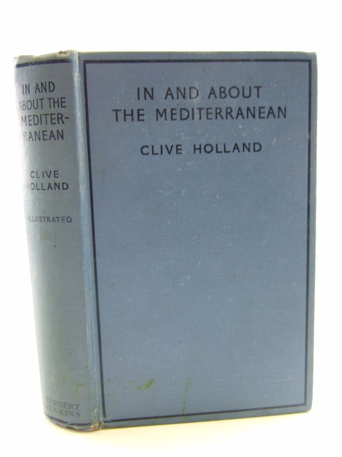 Photo of IN AND ABOUT THE MEDITERRANEAN- Stock Number: 1805759