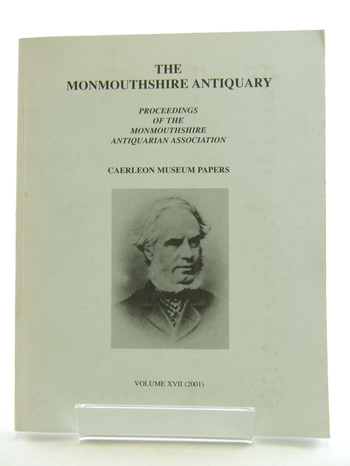 Photo of THE MONMOUTHSHIRE ANTIQUARY VOLUME XVII written by Burton, Annette M. published by Monmouthshire Antiquarian Association (STOCK CODE: 1805774)  for sale by Stella & Rose's Books